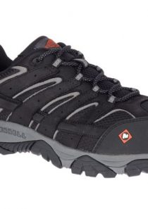 Men's Moab Vertex Vent Comp Toe Work Shoe by Merrell
