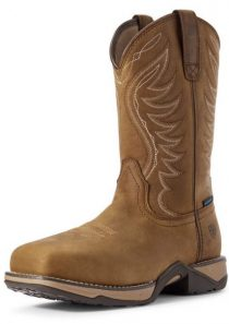 Women's Anthem Waterproof Composite Toe Work Boot by Ariat