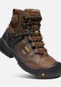 Men's 6 inch Dover Carbon Fiber Toe Work Boot  by Keen