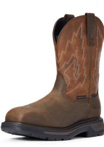 Men's Big Rig Waterproof Composite Toe Work Boot by Ariat
