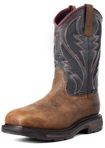 Men's WorkHog XT VentTEK Waterproof Carbon Toe Work Boot by Ariat