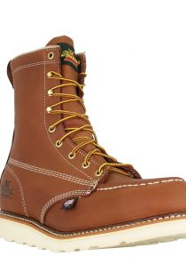 Men's American Heritage – 8″ Tobacco Safety Toe by Thorogood Boots