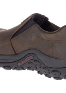 Women's Jungle Moc Leather Comp Toe Work Shoe by Merrell
